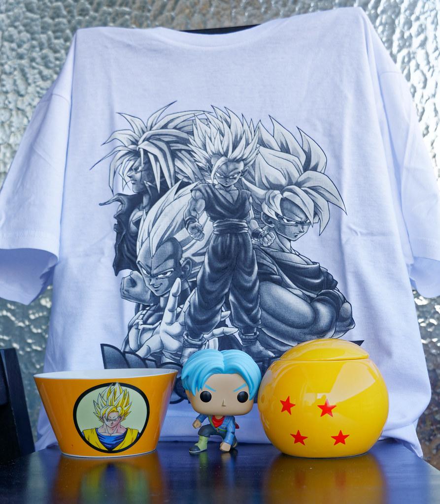buyDBZ T-Shirts