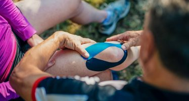 Kinesiology Tapes Is Great Relief for Joint Pains
