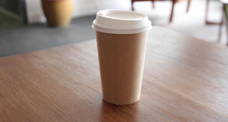 Custom Paper Coffee Cups